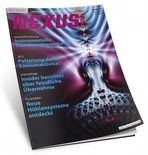 My fractal used for the NEXUS magazine's cover