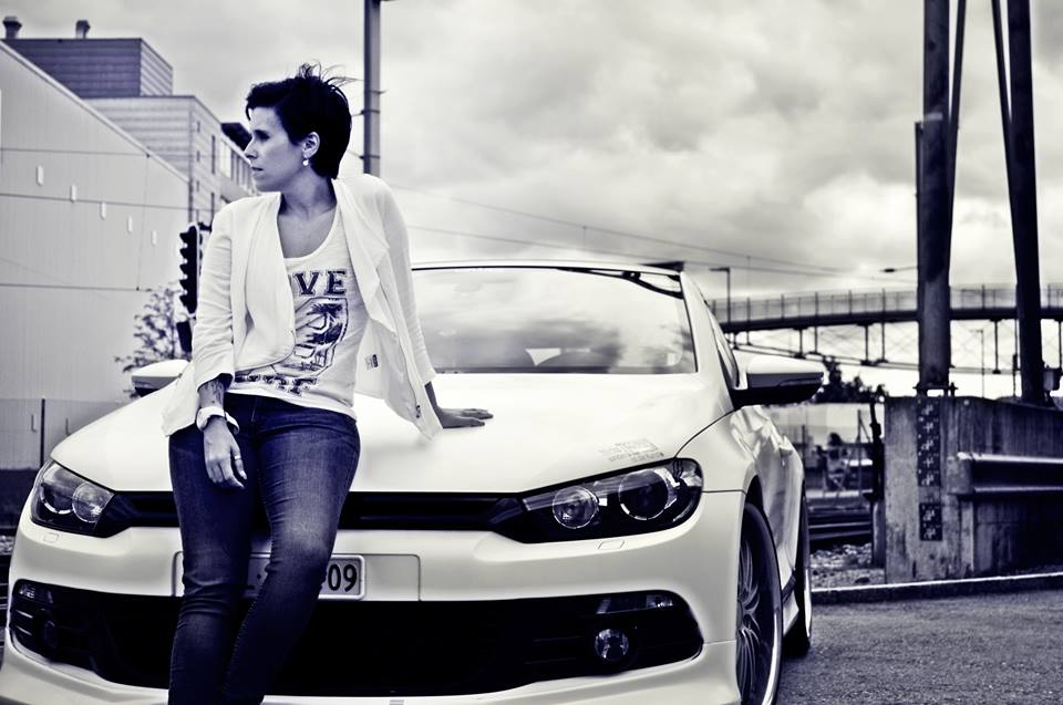 My Friend VW Scirocco and Me