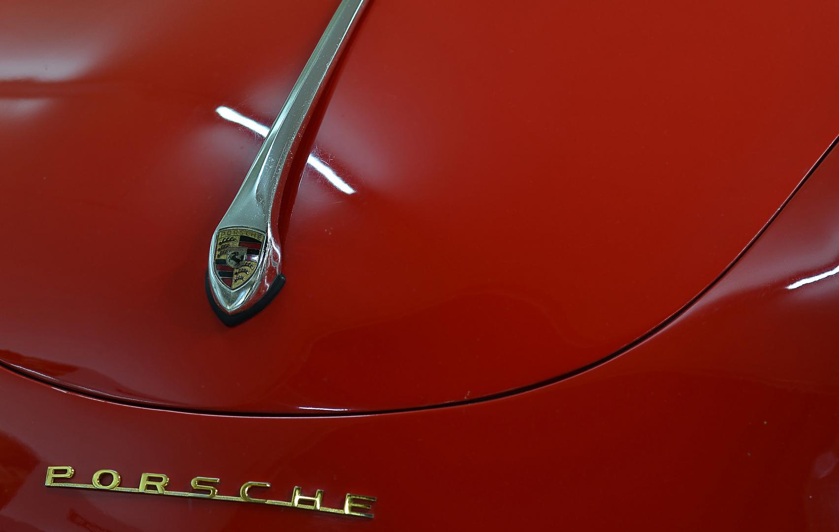 ...my friends all drive Porsches ...