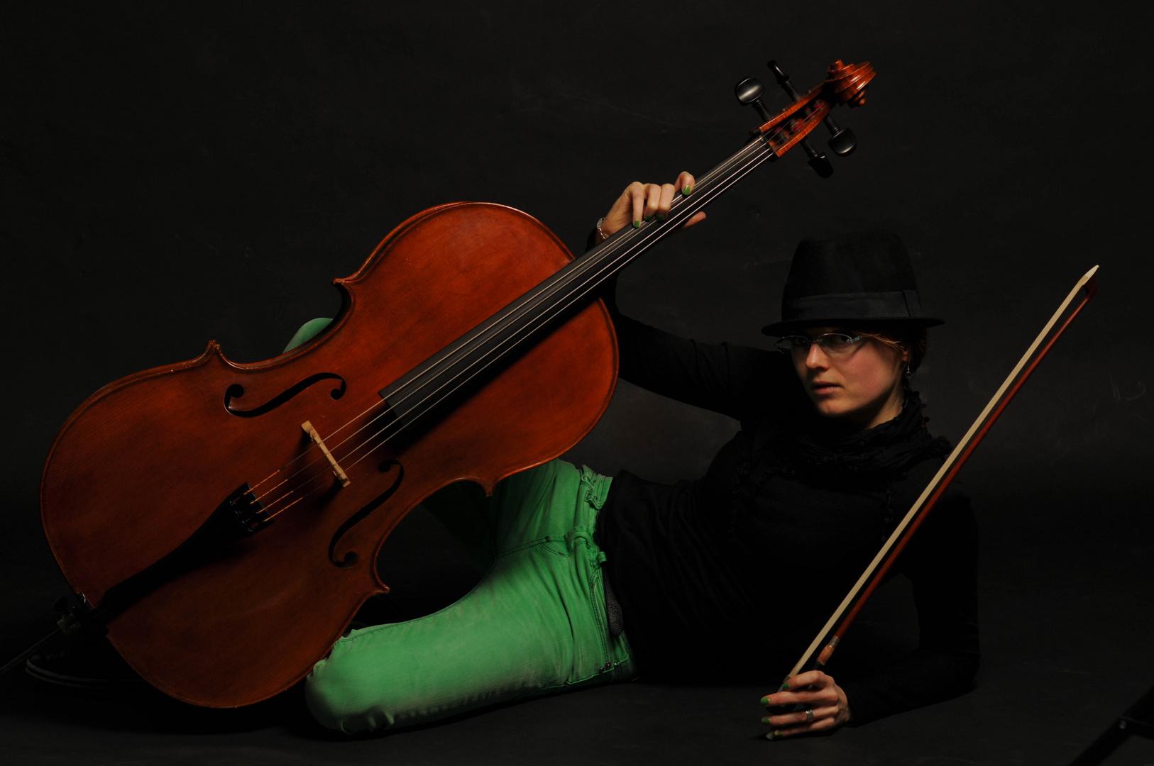 My Gentle Cello