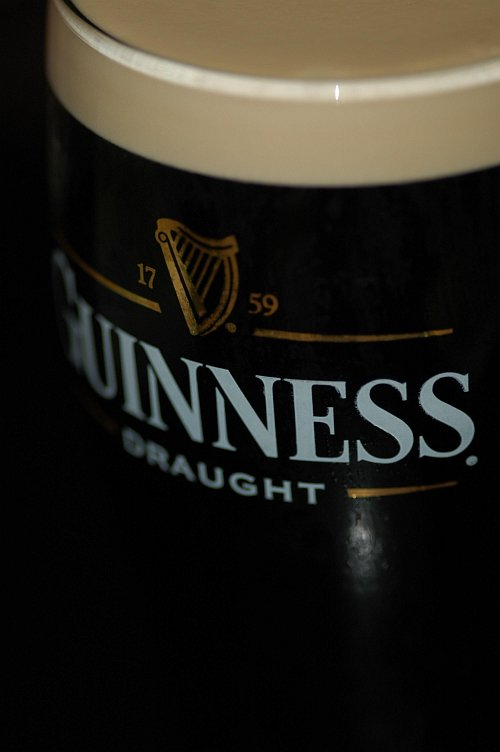 My goodness, my GUINESS!