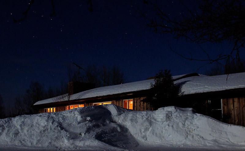 My Home in Moonlight