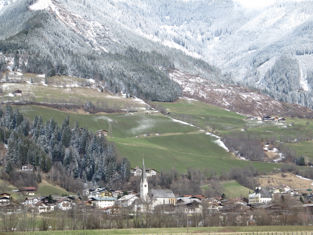 My Hometown Stuhlfelden ( Salzburgland )