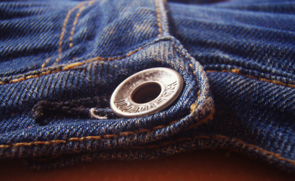My lovely Jeans ...