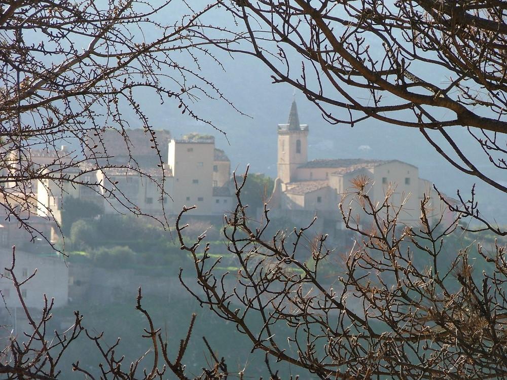 my old village of Collesano in Sicily ... la parte storica della mia città di Collesano