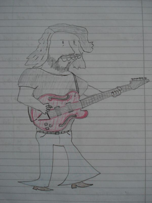MY OWN DAVE GROHL!!