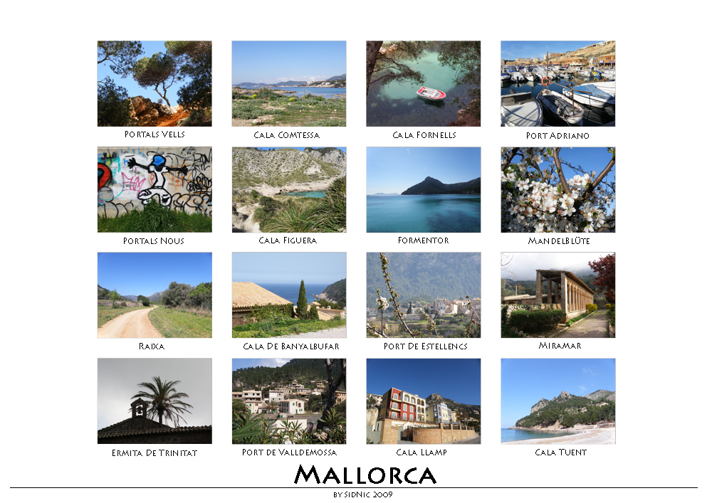 My Postcard From Mallorca