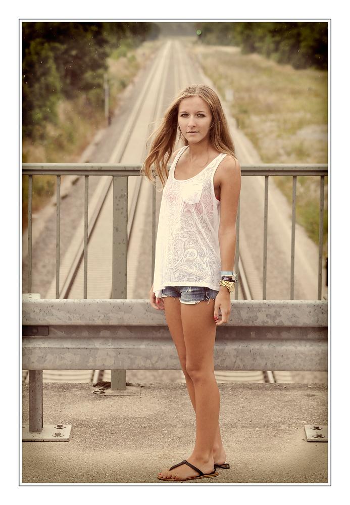 My Railroadgirl