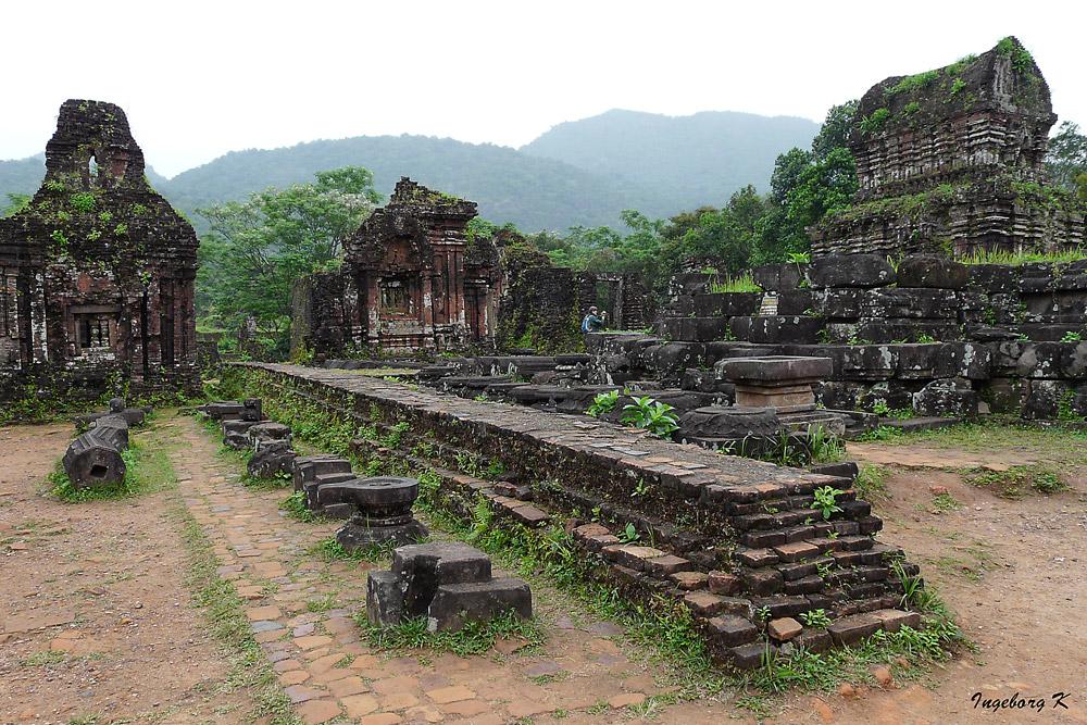 My Son - Cham-Heiligtum - Tempelanlage