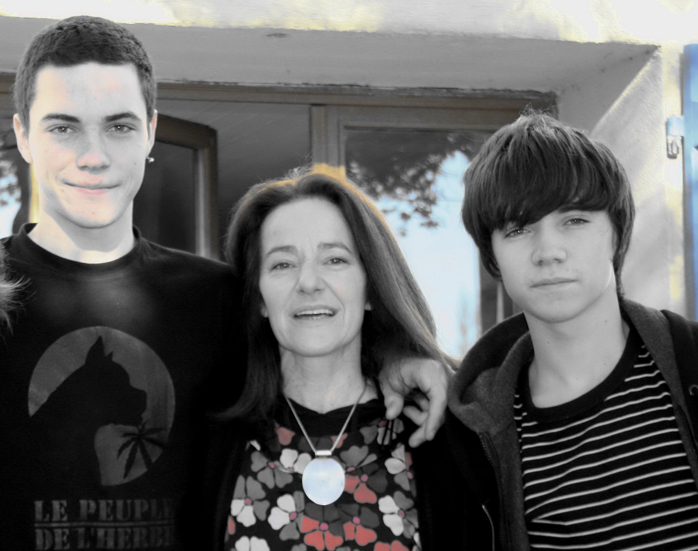 my sons & me
