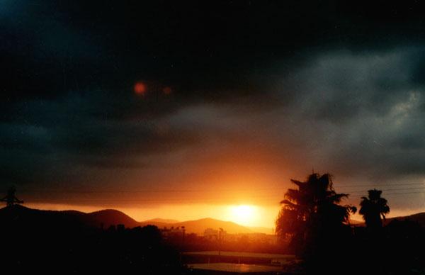 My travel to Ibiza 2001