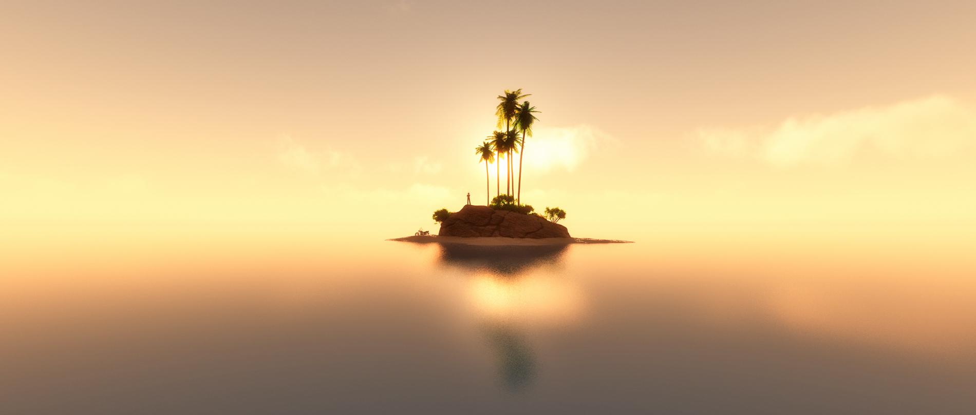 My tricky Island