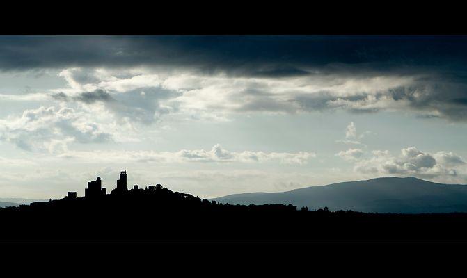 my tuscany views - san gimignano