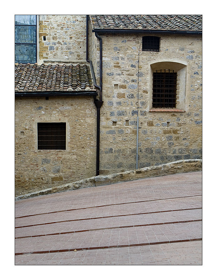 my tuscany views - san gimignano II