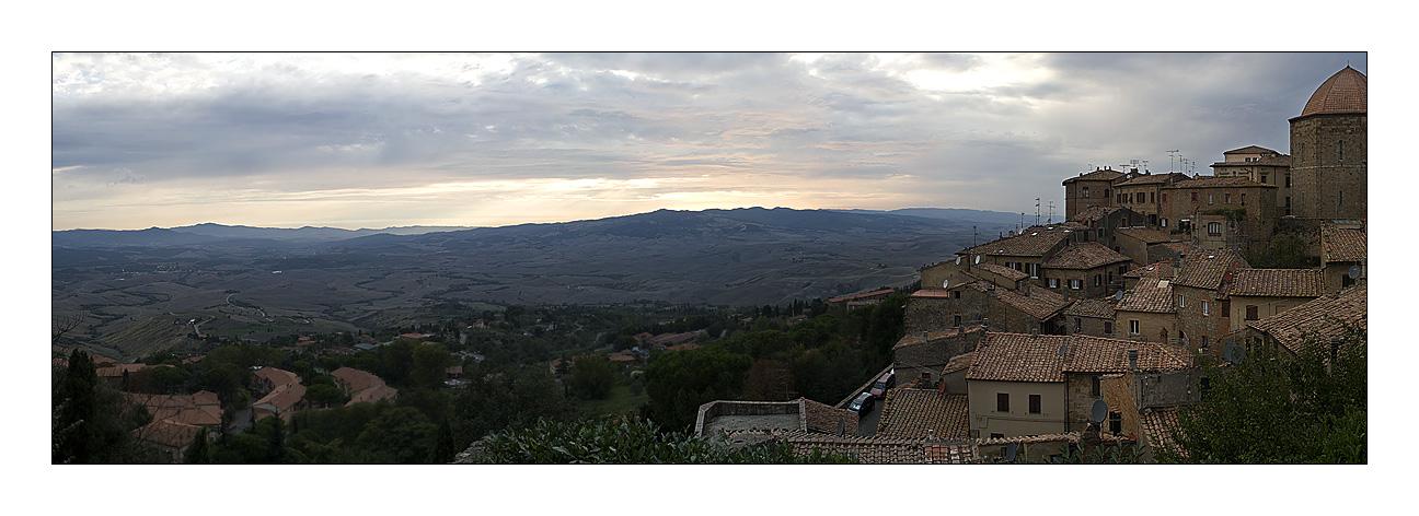 my tuscany views - volterra II