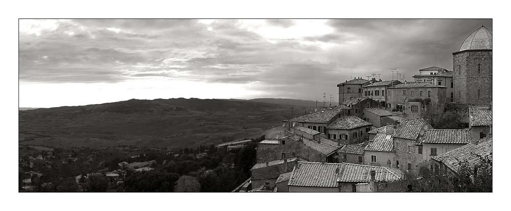 my tuscany views - volterra III
