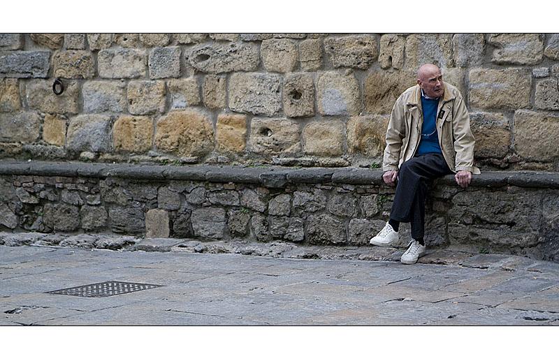 my tuscany views - volterra IV