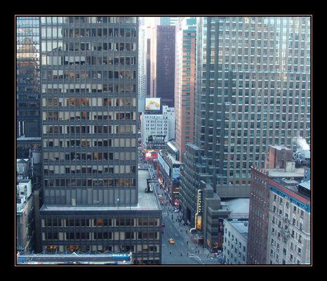 My Window on Broadway