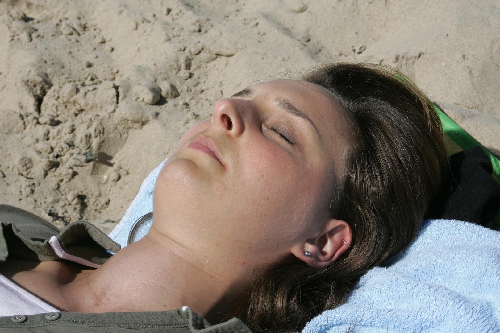 My woman in NL 2012.