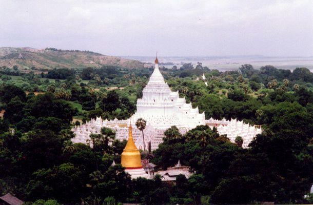 Mya -thein -dan pagoda