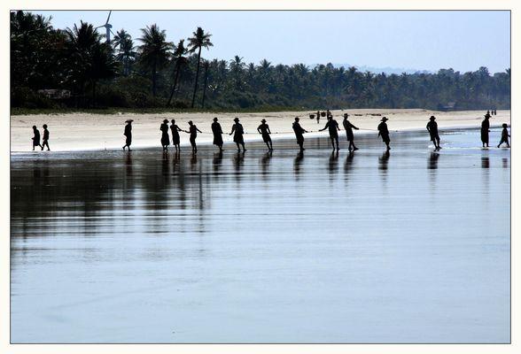 Myanmar 55 - Zusammenhalt