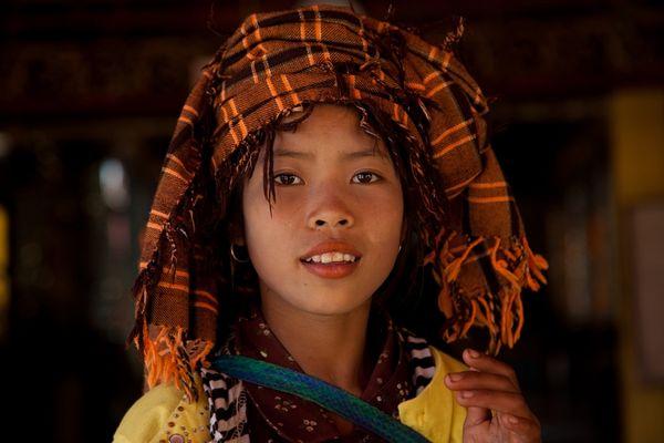 Myanmar Beauty ...