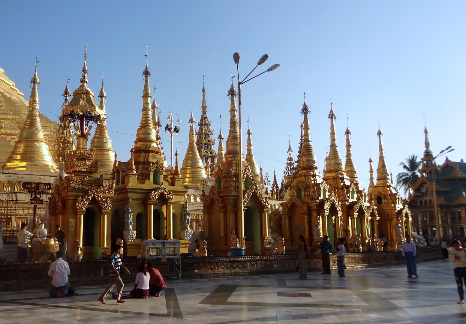 Myanmar (Birma), Yangon