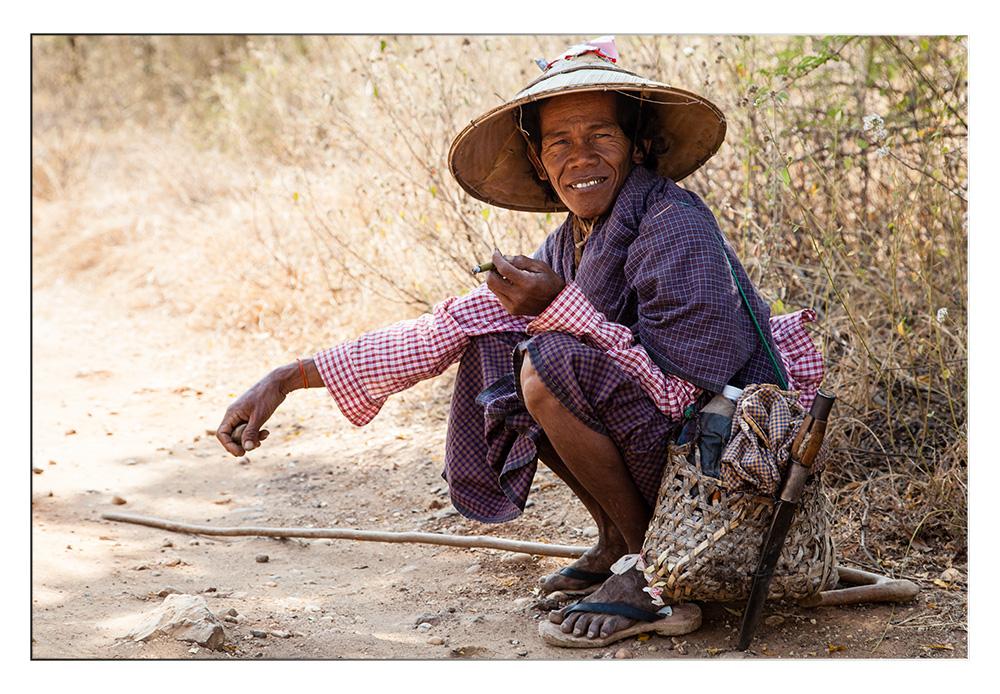 Myanmar Faces - Shepherd