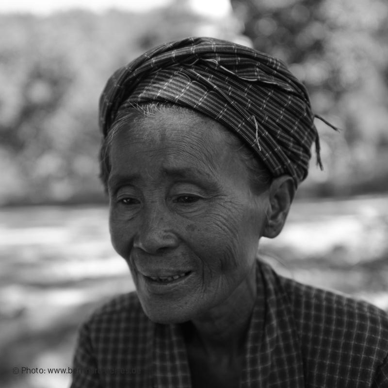 Myanmar - Portrait