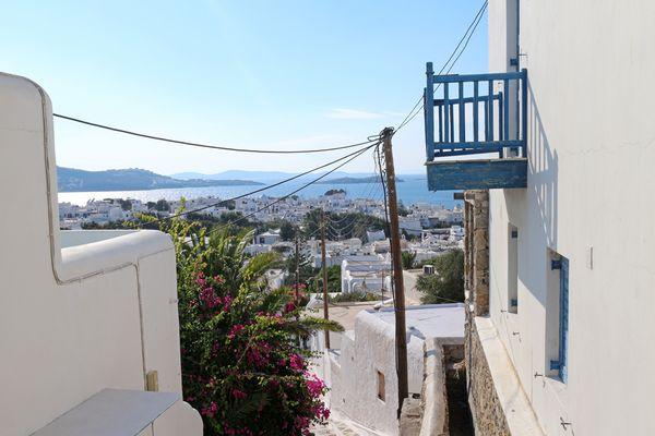 Mykonos - abseits der Touristen