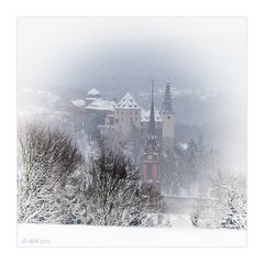 Mylau im Winter