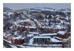 Mylau - mehr Schnee...