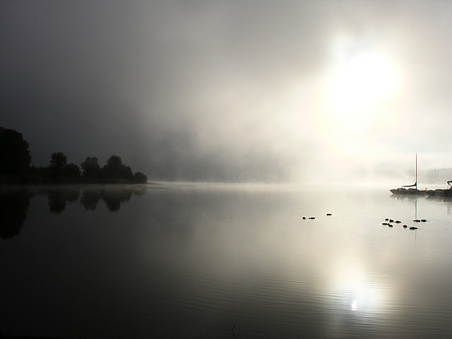 Mystère...au Lac Massawippi