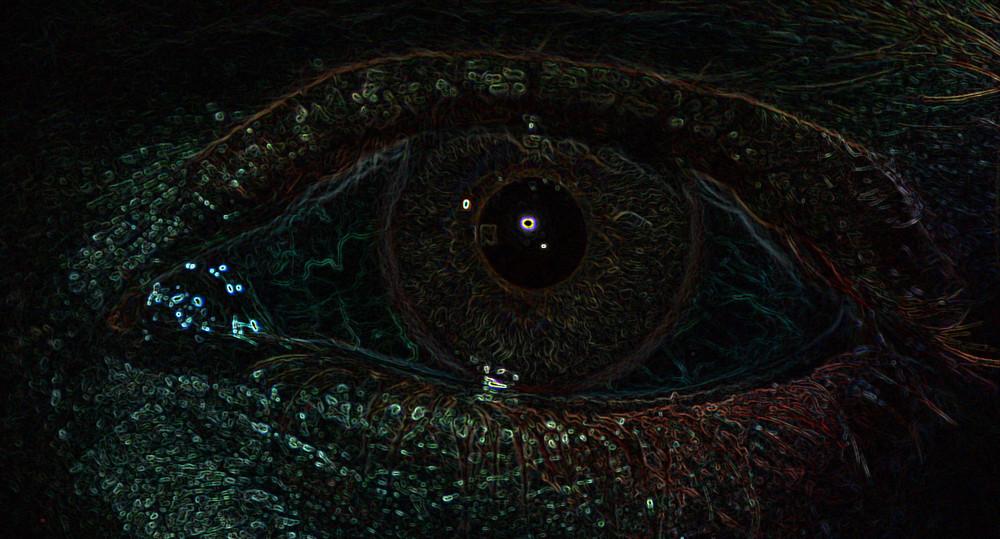 Mysteriöses Auge