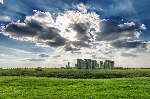 Mysterious Stonehenge