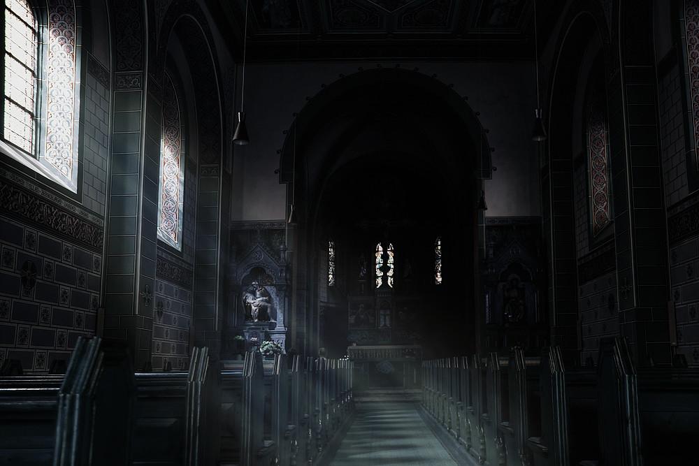 Mystic Church - Version 2