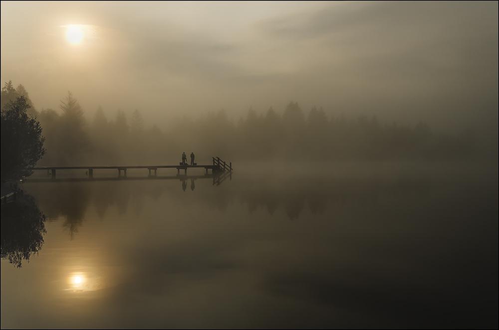 Mystic morning...