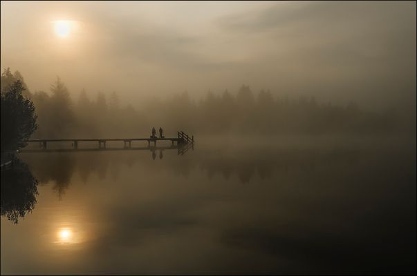 Mystic morning...