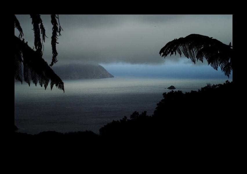 ..mystic sea...