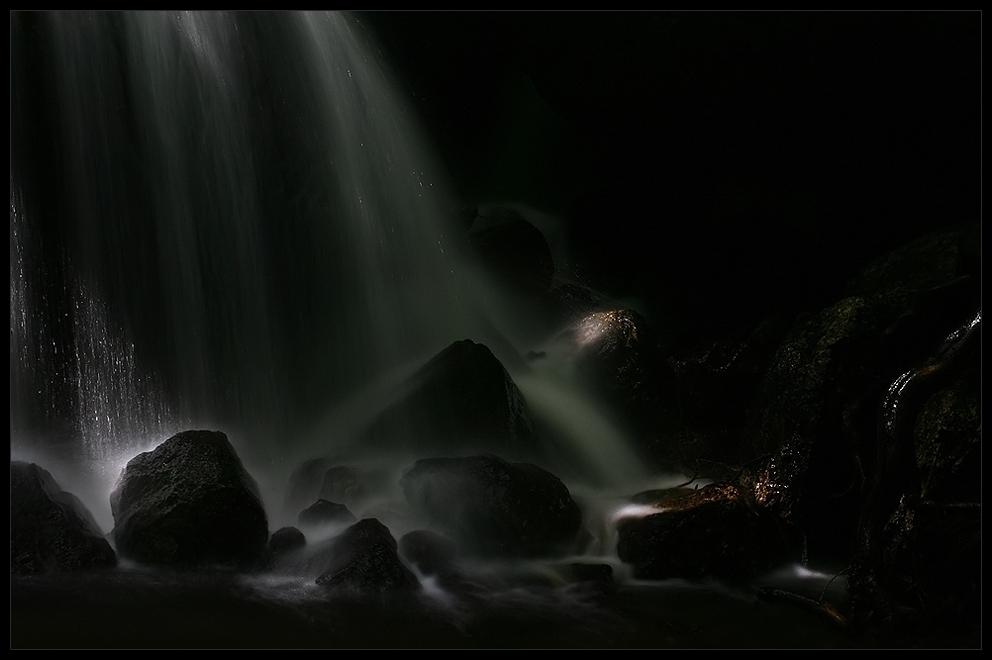 mystic shower