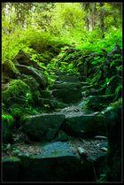 mystic stairway