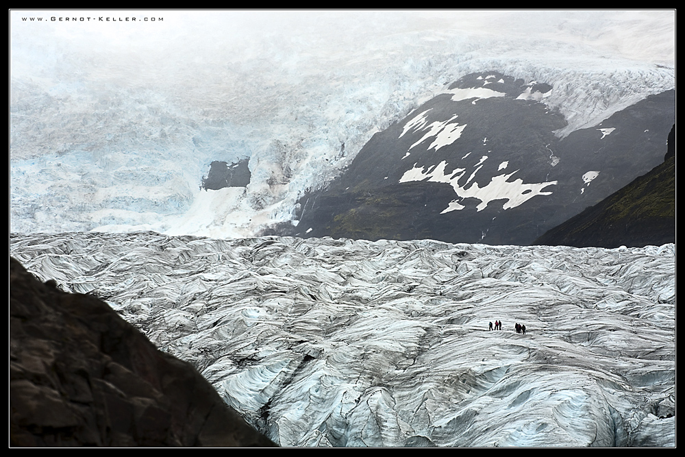 Mystical Iceland - Glacier Walks