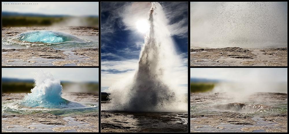 Mystical Iceland - Strokkur, seziert