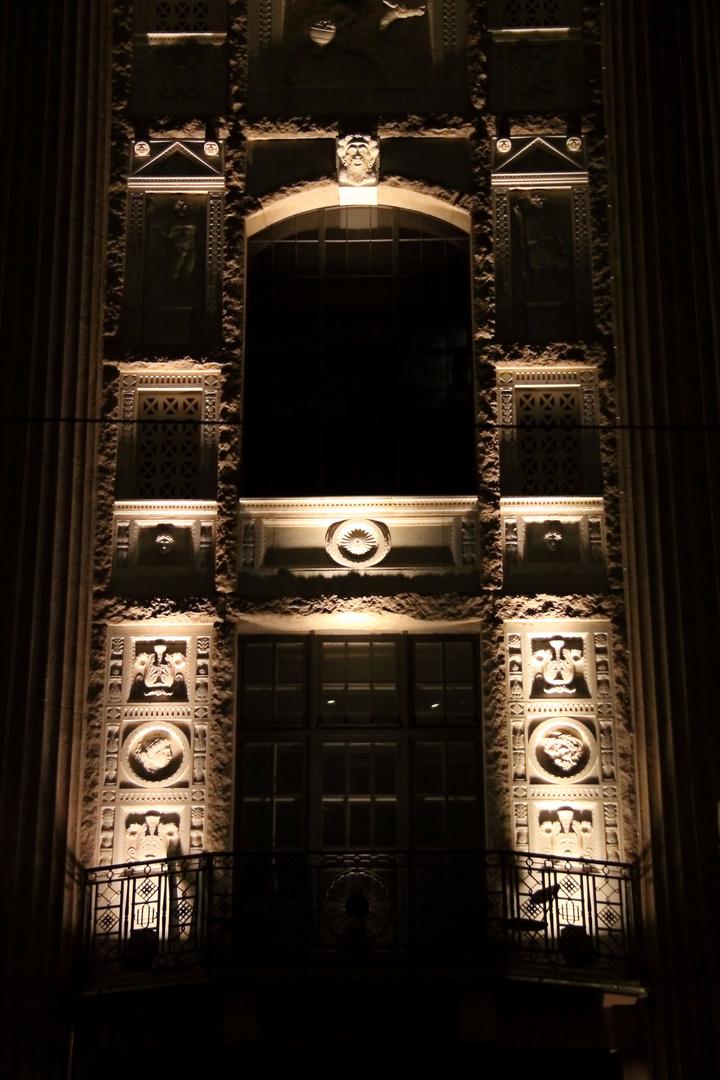 Mystische Architektur