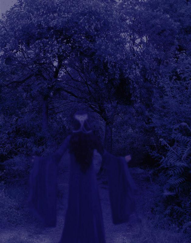 mystische Erscheinung...