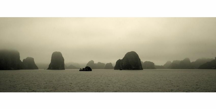 mystische Ha Long Bucht