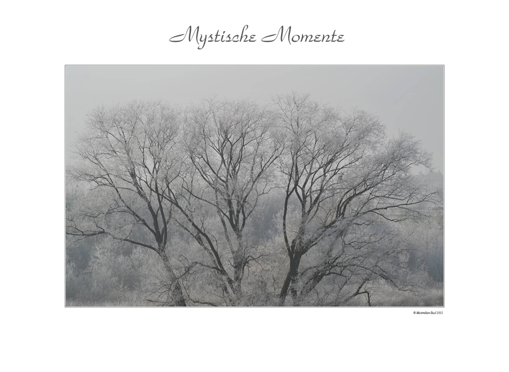 Mystische Momente