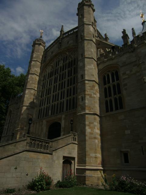 Mystische Orte  -   Windsor Castle