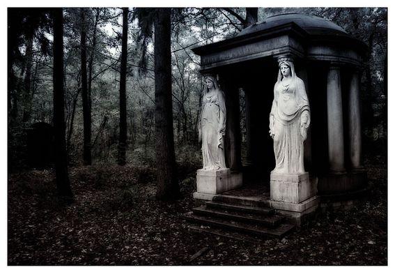 Mystische Ruhe