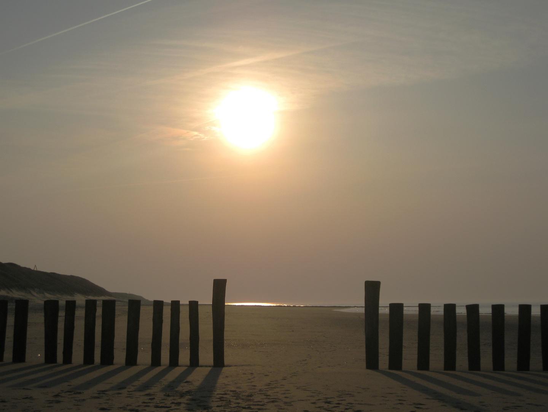 Mystische Sonne